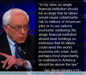 ... Bernie Sanders motivational inspirational love life quotes sayings