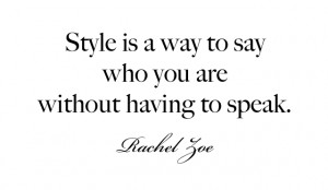 Motivation for Monday: 10 famous fashion quotes to live by