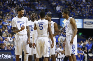 Kentucky Wildcats Basketball: UK vs. EKU Postgame Quotes