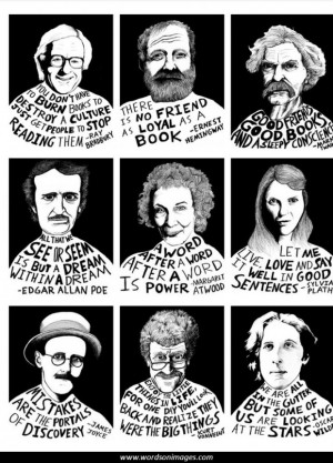 Famous literary quotes