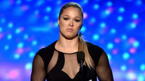 Ronda Rousey was waiting to rip Floyd Mayweather Jr. at ESPYs | More ...