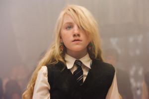 Favorite: Luna Lovegood (Gotta love her radish earrings!), Hermione ...