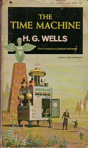The Time Machine, H. G. Wells