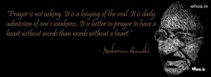 Mahatmagandhi Leadership Quote Fb Cover#1
