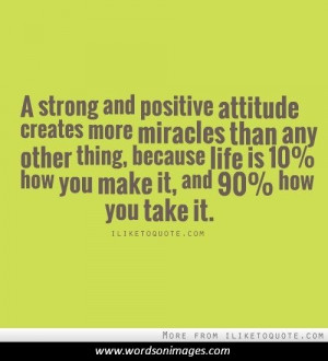 Funny Positive Attitude Quotes