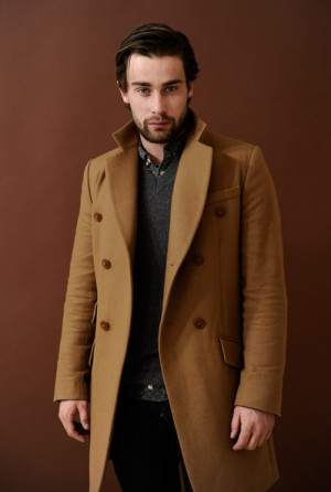 Christian Cooke Actor Poses...
