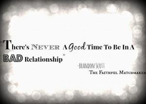 RoMantic Conversations:: The Faithful Matchmaker