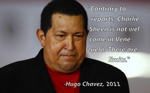 Hugo Chavez Quotes