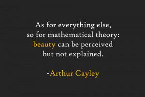 Math Quotes