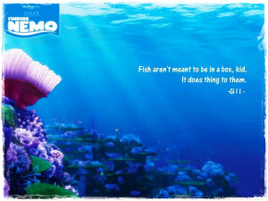Finding Nemo Quotes Bruce