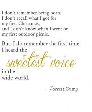 forrest gump quote | Quotes