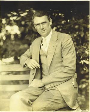 Earle Combs publicity shot circa 1927