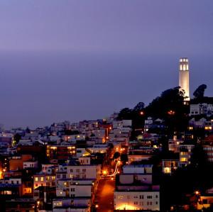 Big City Lights Dreams...