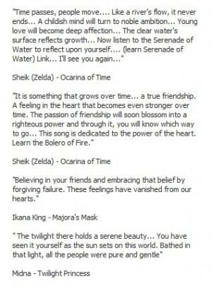 Zelda Quotes :)