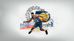 Paul George Indiana Pacers Images, Pictures, Photos, HD Wallpapers