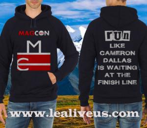 Cameron Dallas Merchandise Hoodie