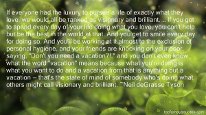 Top Quotes About End Of Vacation