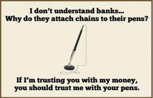 Funny Comment Chains Funny pictures, bank chains on