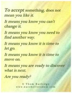 radical acceptance more quotes accepted accepted quotes life guide dbt ...