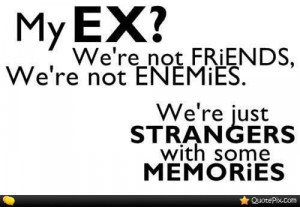 Funny Quotes About Ex Girlfriend