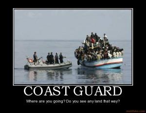 Coast Guard Motivational Posters...