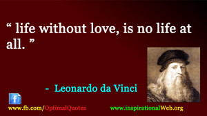Great Quotes of Leonardo Da Vinci