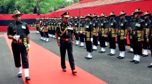 Visit To Pune By Maj Gen Batoo Tshering, Coo, Royal Bhutan Army