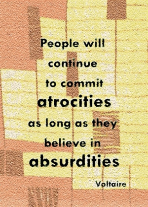 Picture of Atrocities/absurdities - LP926