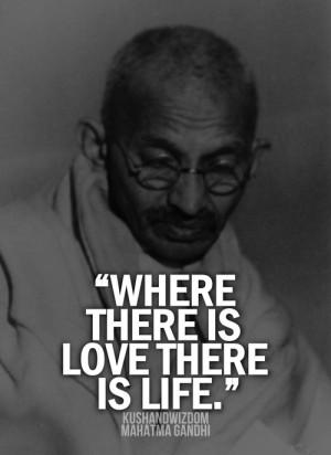 Gandhi Quotes - screenshot