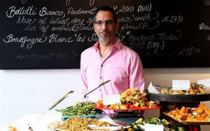 The dishes of Chef Yotam Ottolenghi are both old and bold.