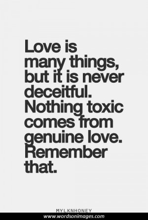 deceitful quotes