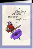 Surgery Thinking of You card - Product #527711