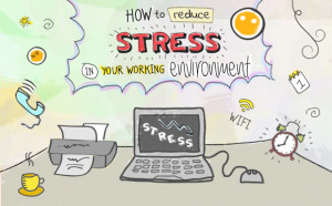 How to Reduce Stress in Your Working Environment