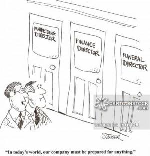 Funeral Director Cartoons