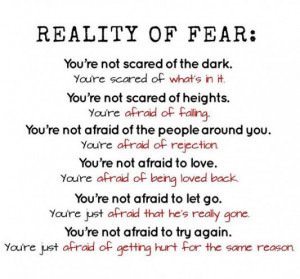fear: Amazing Quotes, Cars Likes Quotes, Menu, Funny, Dark, Reality ...