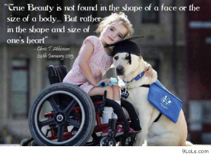 True Beauty Is Not Found In The Shape Of A Face Or The Size Of A Body ...