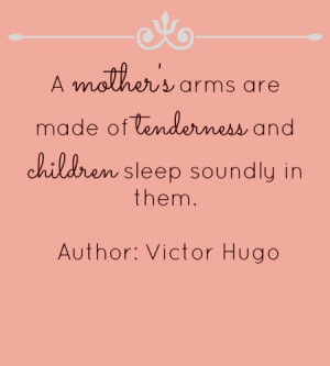 Baby to Mother Quotes and Sayings