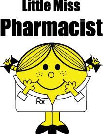 little miss pharmacist Image