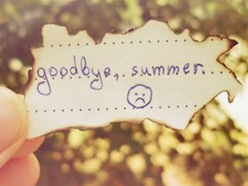 View all End Of Summer quotes