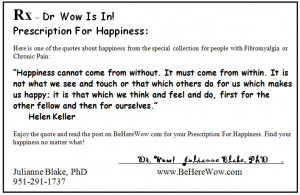 One of Helen Keller's famous quotes about happiness speaks of this ...