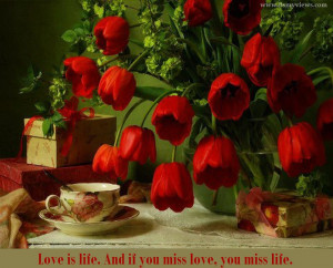 romantic-love-u-picture-with-love-quote-with-rose-to-share-at-facebook ...