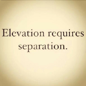 Elevation Requires Separation: Requirements Separation, Elevator ...
