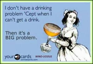 Drinking problem??