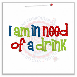 Cute Drinking Quotes
