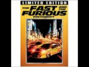 The Fast and the Furious Tokyo Drift DVD (Widescreen)
