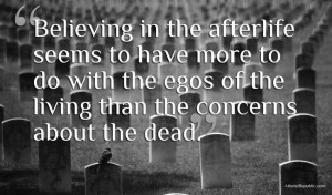 Death And Afterlife Quotes