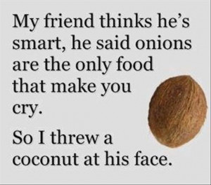... Quotes archive. Coconut Funny Quotes picture, image, photo or