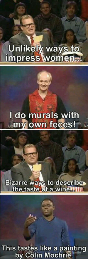 Carry-Over Jokes On Whose Line Is It Anyway