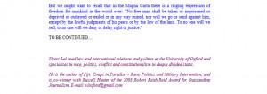 military thugs Frank Bainimarama to Laisenia Qarase 5 December 2006