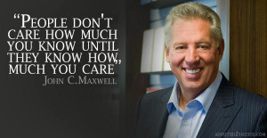 John Maxwell Inspirational Picture Quote For Success